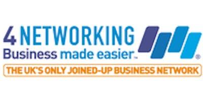 Business Networking - 4N Dartford Breakfast