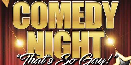 Bham Black Pride Comedy Show