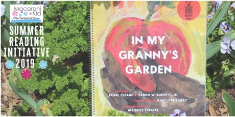 """In My Granny's Garden"" Summer Reading Event tickets"