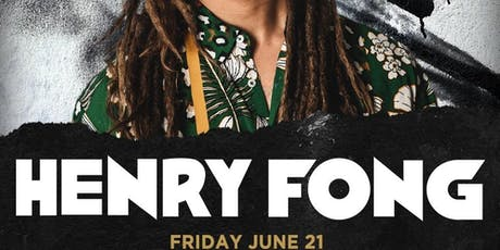Henry Fong @ Noto Philly June 21 tickets