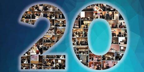 20th Annual GCFF Chinese Investor Conference – Toronto 第20届国际金融投资博览会多伦多会展 tickets