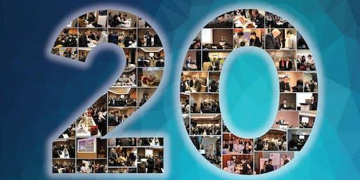 20th Annual GCFF Main Event – Toronto 第20届国际金融投资博览会多伦多会展