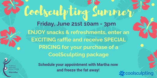 Coolsculpting Summer Event