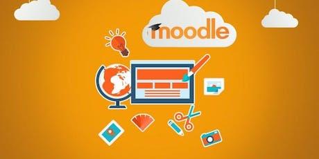 Moodle Course Design. Universidad Carolina.  entradas