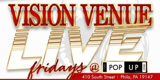 Vision Venue LIVE!