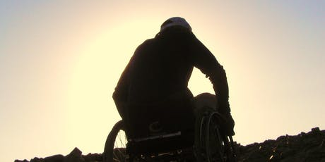 Motivational speaker, 4WheelBob, inspires us with his amazing story!! tickets
