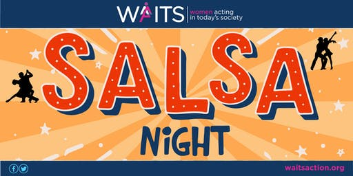 W.A.I.T.S. Salsa Night
