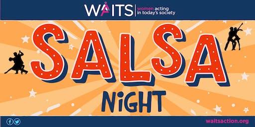 W.A.I.T.S. Salsa Night