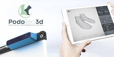 PodoTec3d: La Impresión 3D es el presente, únete a ella! entradas