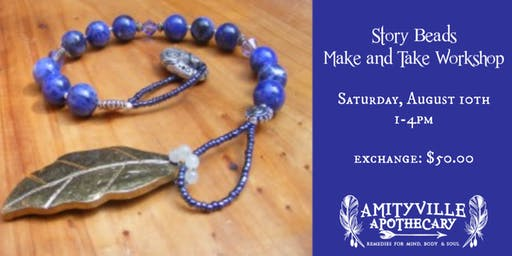 Story Beads Make & Take Workshop