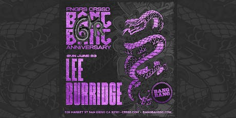 LEE BURRIDGE tickets