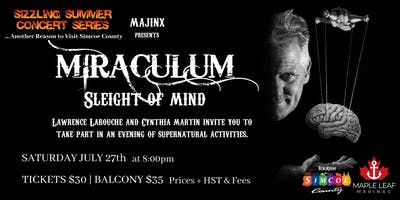 Sizzling Summer Series: Miraculum - Sleight of Mind