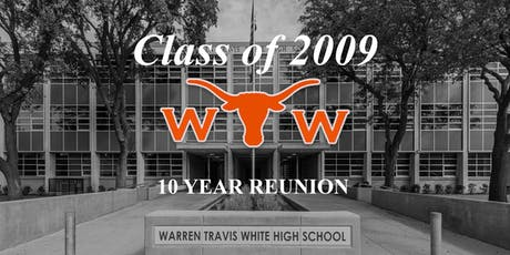 WT White Class of 2009 Reunion tickets