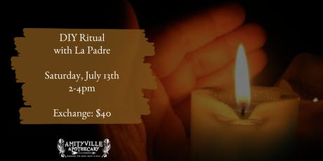DIY Ritual with La Padre tickets