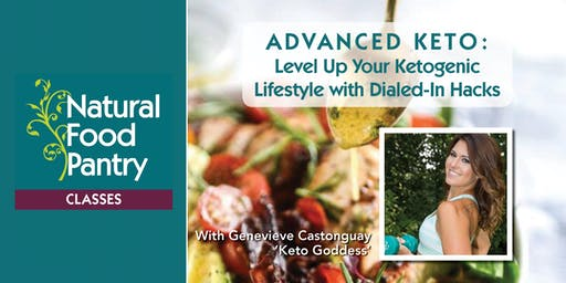 A D V A N C E D  K E T O | Level Up Your Ketogenic Lifestyle with Dialed-In Hacks