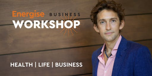 Energise Business Workshop & Networking Lunch