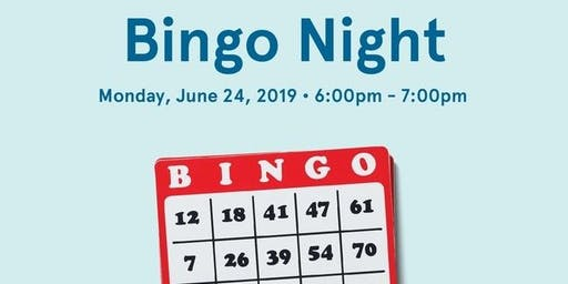 Summer Bingo Bash