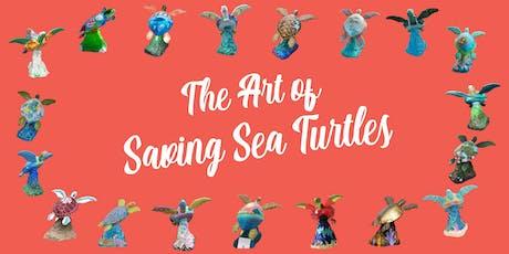 The Art of Saving Sea Turtles tickets