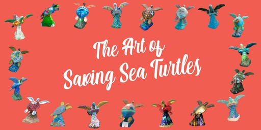 The Art of Saving Sea Turtles