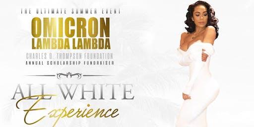 Omicron Lambda Lambda Charles Thompson Scholarship All White Experience