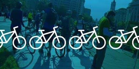 Bike Ride Building Tour tickets