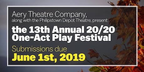 13th Annual Aery Theatre 20/20 One-Act Play Competition tickets