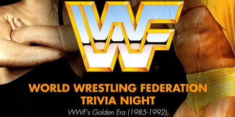 WWF (Golden Era 1985-1992) Trivia tickets