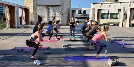 8angleStrength Yoga - Roof Top True Food Kitchen UTC tickets