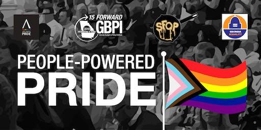 People-Powered Pride Workshop