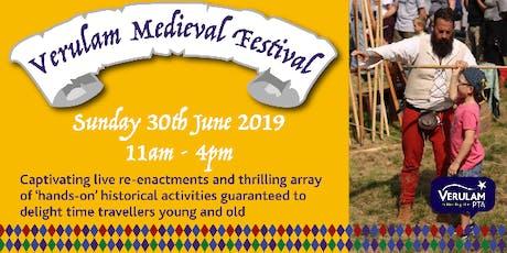 Verulam Medieval Festival! tickets