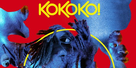 KOKOKO! tickets