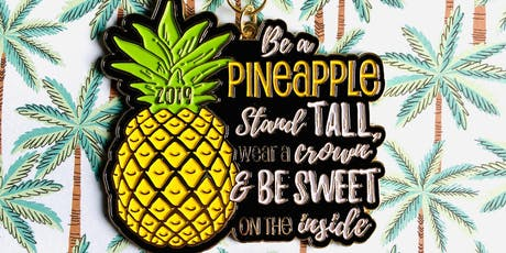 2019 Be a Pineapple 1 Mile, 5K, 10K, 13.1, 26.2 - Detroit tickets