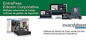Certificación Entrapass Corporate v8.1 + exacqVision...