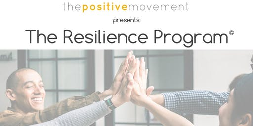 The Resilience Program (2 Day Program)