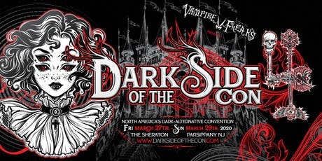 Dark Side Of The Con 4 tickets