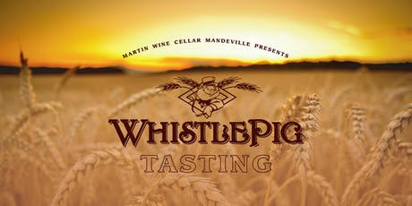 Whistlepig Tasting tickets