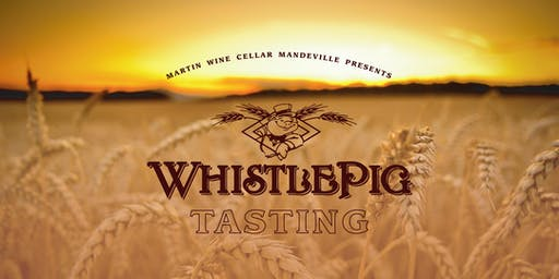 Whistlepig Tasting