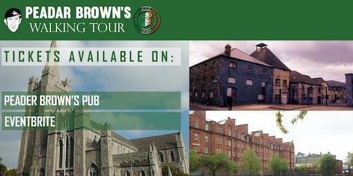 Peadar Brown's Walking Tour