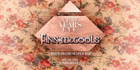 Joonbug.com Presents Finn McCools Ale House New Years Eve Party 2020 tickets