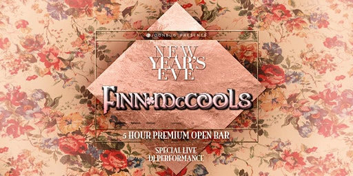 Joonbug.com Presents Finn McCools Ale House New Years Eve Party 2020