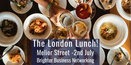 The London Lunch tickets