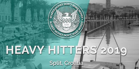 Heavy Hitters Summit 2019   An iGaming Mastermind tickets