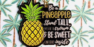 2019 Be a Pineapple 1 Mile, 5K, 10K, 13.1, 26.2 - Syracuse