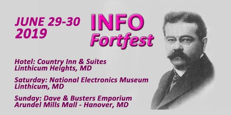 INFO Fortfest ~ June 29 & 30, 2019 tickets