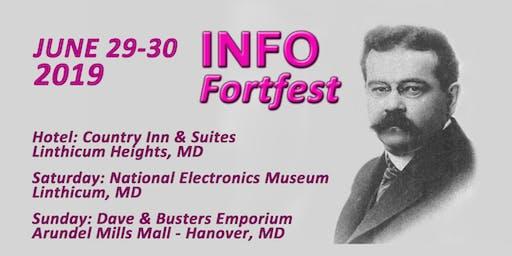 INFO Fortfest ~ June 29 & 30, 2019