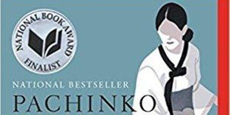 CCW Book Discussion: Pachinko by Min Jin Lee tickets