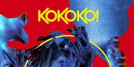 KOKOKO! with Archie tickets