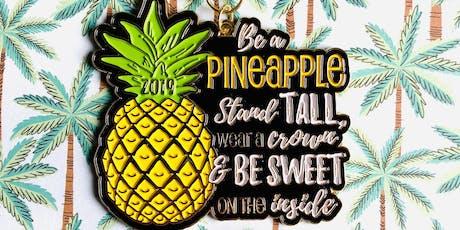 2019 Be a Pineapple 1 Mile, 5K, 10K, 13.1, 26.2 - Portland tickets