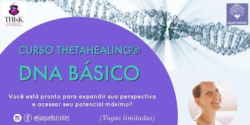 ThetaHealing® - DNA Básico em Santos com Jaque Kusniec