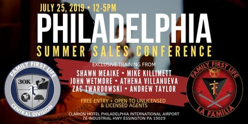Summer Sales Conference